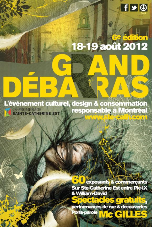 Affiche finale GD 2012