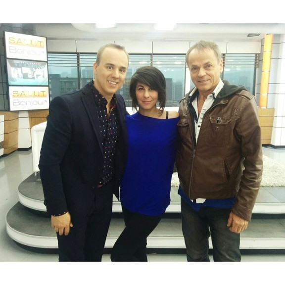 Gino, Annick et Jacques
